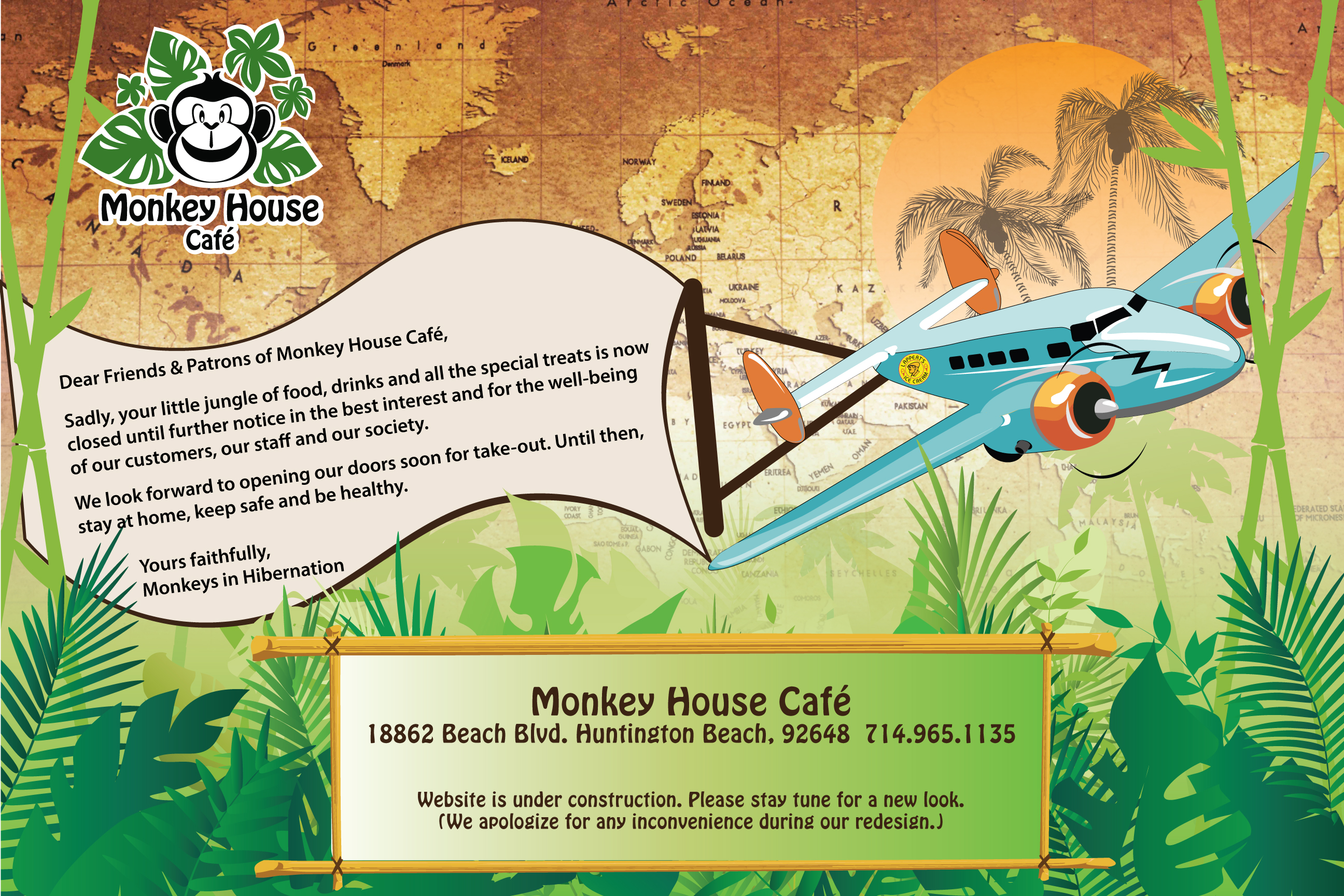 Monkey House Cafe